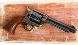 "Colt Second Generation Single Action Army Revolver .357 Magnum 5-1/2"" Barrel - 1 of 20"