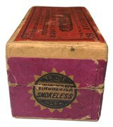 Collectible Ammo: Mixed Box 50 Rounds of Winchester .22 W.R.F. Caliber Win #23 Dated 11-10 - 3 of 8
