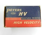 Collectible Ammo: One complete 500-round brick of Peters High Velocity .22 Short No. 2267 - 15 of 17