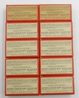 Collectible Ammo: One complete 500-round brick of Peters High Velocity .22 Short No. 2267 - 3 of 17
