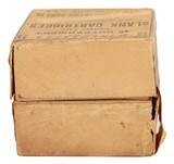 Collectible Ammo: Full Box of 25 Winchester .45 Government (.45-70) Blank Cartridges Custom Factory Load - 4 of 10