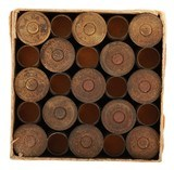 Collectible Ammo: Full Box of 25 Winchester .45 Government (.45-70) Blank Cartridges Custom Factory Load - 8 of 10
