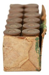 Collectible Ammo: Full Box of 12 Frankford Arsenal Blank Revolver Cartridges - 5 of 7