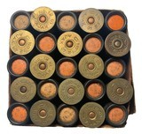 Collectible Ammo: Mismatched Boxes, 74 Rounds of US AJAX, Selby Shotgun Loads Excelsior Grade, and Hercules Infallible - 13 of 19