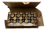 Collectible Ammo: Partial Brick 240 Rounds of Western .38 S&W 145 Grain Lubaloy Ammunition - 8 of 15