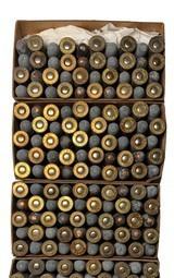 Collectible Ammo: Partial Brick 240 Rounds of Western .38 S&W 145 Grain Lubaloy Ammunition - 2 of 15