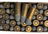 Collectible Ammo: Partial Brick 240 Rounds of Western .38 S&W 145 Grain Lubaloy Ammunition - 3 of 15