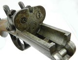 Antique Charles Daly Drilling by J.P. Sauer & Son 1886-1887 Manufacture, Receiver Only - 15 of 20