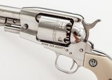 """Stainless Ruger Old Army Percussion Revolver .45, 5-1/2"""" Barrel, Fixed Sights, Provenance: William """"Bill"""" Lett Collection - 3 of 11"""
