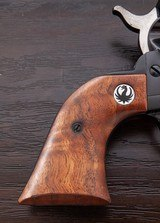 "Rare Two-Digit Ruger Hawkeye Single Shot Pistol, .256 Magnum, 8-1/2"" Barrel, Provenance: William ""Bill"" Lett Collection - 8 of 20"