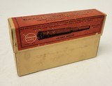 Collectible Ammo: Full Box - 7m/m Remington & Mauser Smokeless 20 Cartridges - Remington Arms Union Metallic Cartridge Co. 175grs. Bullet