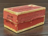Collectible Ammo: Full Box - 50 Rounds of .25-20 Winchester Smokeless Soft Point - Winchester 96grs. for Model 1892 - 3 of 10