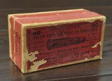 Collectible Ammo: Full Box - 50 Rounds of .25-20 Winchester Smokeless Soft Point - Winchester 96grs. for Model 1892 - 1 of 10