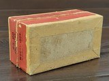 Collectible Ammo: Full Box - 50 Rounds of .25-20 Winchester Smokeless Soft Point - Winchester 96grs. for Model 1892 - 2 of 10