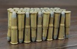 Collectible Ammo: Full Box - 50 Rounds of .25-20 Winchester Smokeless Soft Point - Winchester 96grs. for Model 1892 - 10 of 10