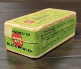 Collectible Ammo: Partial Box - 35 Rounds of .44 Winchester - Union Metallic Cartridge Co. .44 Winchester 40grs. Powder 200 gr. Bullet Black Powder - 5 of 11