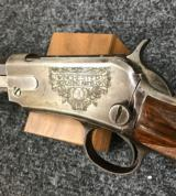 Gun Engraving Services - Winchester, Colt, Antique & Modern Firearms