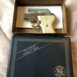 Smith &Wesson model 61 22 escort/box - 1 of 9