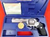 Colt Anaconda 44 Mag 6 inch w/Box & Paperwork