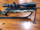 SAKO TRG-22 .308 Win in rare Digital Camo with Nightforce NXS 5.5-22X50 scope