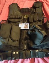 Galati Tactical Vest item GLV547B-M