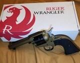 Ruger Wrangler 22 long rifle single action NIB - 4 of 7