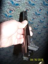 """CONTENDER 10"""" bull barrel, .357 MAXIMUM, blue, with adjustable sights, new condition - 3 of 4"""