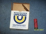 """WINCHESTER 10 gauge blanks 2+ 7/8"""" long, black powder, for Winchester cannon"""