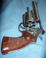 S&W model 629, 44 magnum, first year gun, no dash
