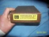 COLT 22 conversion unit, pre 70 series, in box