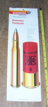WINCHESTER Ammo Training Aid from 1994, large format