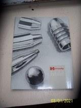 HORNADY sales catalog from 1992