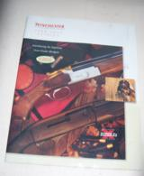 WINCHESTER full size color catalog, from 2000
