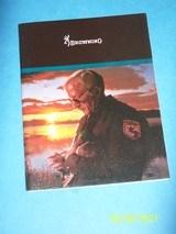 browning catalog, 1982