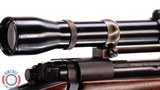 1951 Winchester Model 70 in .220 swift/ Restored Weaver K10 - 7 of 12