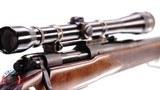 1951 Winchester Model 70 in .220 swift/ Restored Weaver K10 - 4 of 12