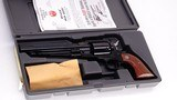 Ruger Old Army With Box.Appears Unfired.