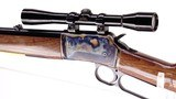 Browning BL-22 by Turnbull and Vintage Gun Scopes