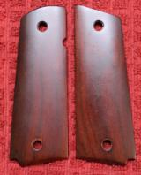 Colt or 1911 Full Size Thin or Slim Smooth Pistol Grips