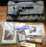 Wilson Combat CQB Commander 1911 45ACP with all - 1 of 25