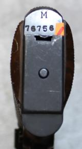 STAR B.Echeverria S.A. Model M 9mm Largo and 38 ACP NOT 38 Super semi-pistol - 3 of 25
