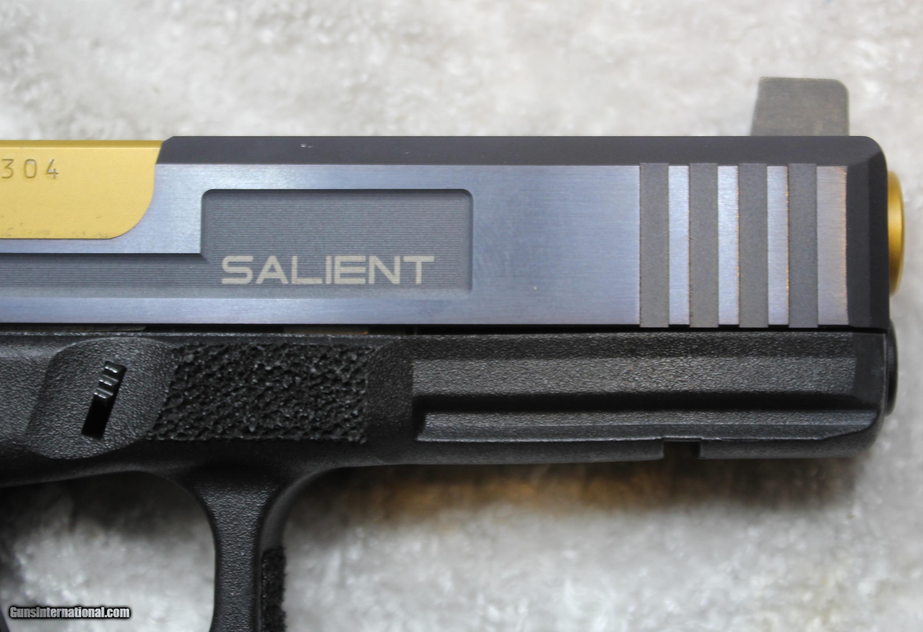 Salient Arms Tier 2 Glock 17 9mm With Rmr06 Hard Case Parts Diagram Further Kimber 1911 Exploded View Gsg 6
