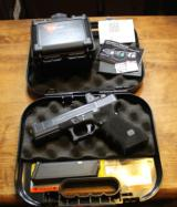 Salient Arms (Tier 2) Glock 17 9mm with RMR06 with Hard Case