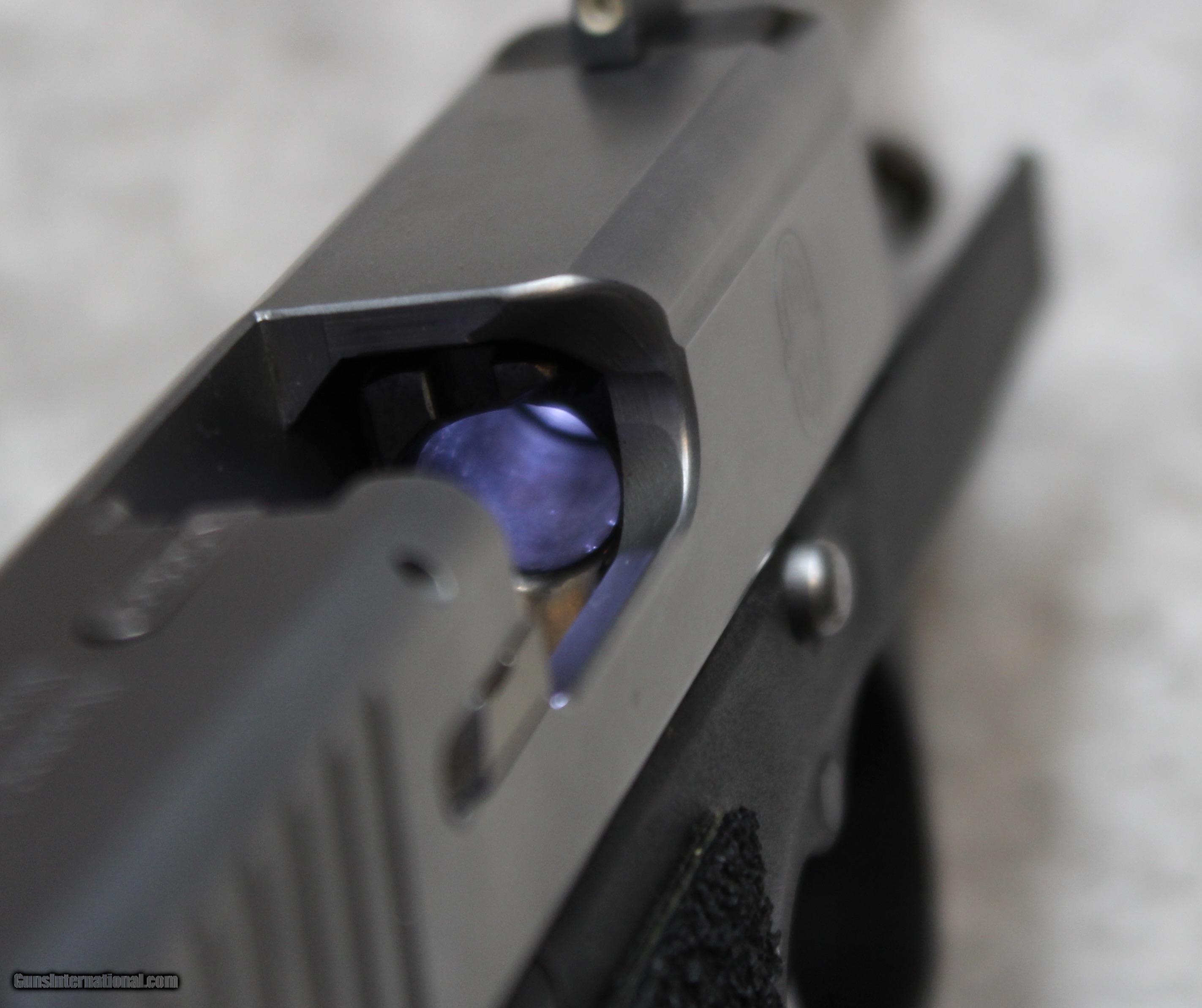 Cylinder & Slide Kahr PM9 9mm Custom Level II/III with 3