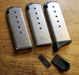 Cylinder & Slide Kahr PM9 9mm Custom Level II/III with 3 Magazine 2 Holsters - 4 of 25