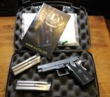STI International 2011 VIP 40S&W 12 Plus 1 Semi Pistol Two Magazines