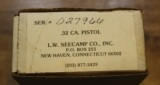 Original Factory L.W. Seecamp Co. .32 CA Pistol EMPTY Box with Manual NOT a Reproduction - 2 of 7