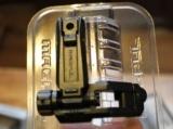 Magpul Pro Offset Iron Sights Angled 45 Degree BUIS Front and Rear Sight Set MBUS MAG525 MAG526 - 4 of 4
