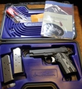 Dan Wesson ECO 1911 45ACP Black Officers Size 01969