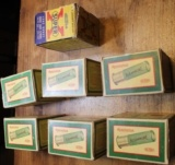 Vintage Remington 16 GA Shotgun Shells 144 Rounds Western Super X 16 GA 25 Rounds 7 Boxes Total - 4 of 20